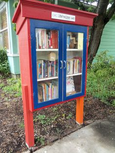 Sarah Chilcote. Salem, OR. Our Little Free Library is big, because we have so many neighbors and a very busy street. Our micro-hood of seven homes has pledged to support this library, and we have books for all ages and in both Spanish and English.
