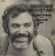 georges moustaki - singer