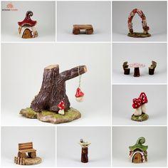 Miniaturgarten selber bauen - hier finden sie das passende Zubehör