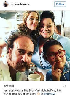 Waitress musical cast