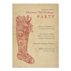 images about Christmas Party Invitations