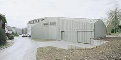Hangar XS — Ecker Architekten