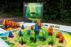 Index - Kultúr - Mit játsszon az, aki egyszer és mindenkorra megszabadulna az emberektől? Photosynthesis, Painting, Art, Culture, Art Background, Painting Art, Kunst, Paintings, Gcse Art