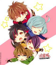 Ryuseitai   Ensemble Stars