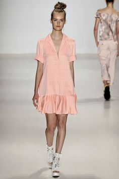 Nanette Lepore Spring 2015 Ready-to-Wear - Collection - Gallery - Style.com