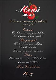Menús especiales para grupos | Restaurante El Pósito