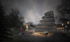 House of Fairy Tales. Odense | PARK architects