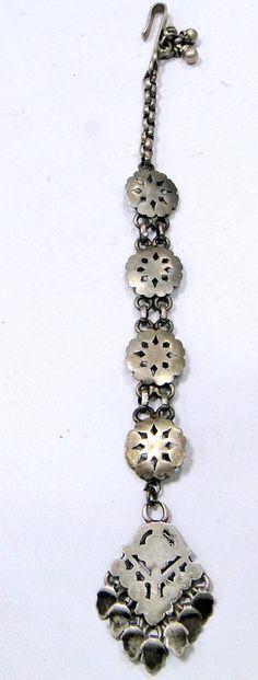 tikka  forehead piece pendant by TRIBALEXPORT, $149.00