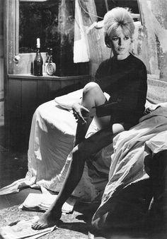 Brigitte Bardot by Sam Lévin, 1963