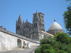 Cathédrale d'Angoulème