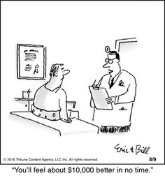 Bottomliners Comic Strip, August 09, 2016     on GoComics.com