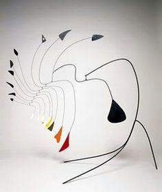 Mine d'Art: HOMMAGE À UN ARTISTE : CALDER