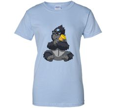 Overwatch Winston Mine! Spray Tee Shirt cool shirt