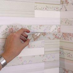 bandes de papier-peint magnétique  Vij5 - design Arjan van Raadshooven & Anieke Branderhorst