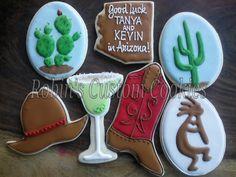 Arizona/western cookies!