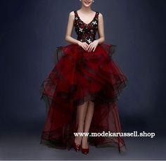 Vokuhila Abendkleid Romilda Online Bestellen