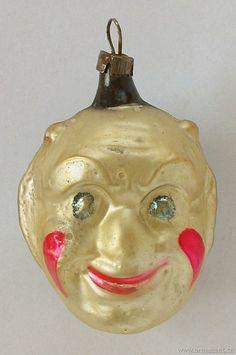 Ornament: Clowns