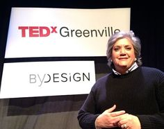 TEDx Greenville - Presentations Coach for all the speakers...