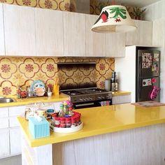 "@dianarikasari's photo: ""My happy kitchen ❤️ #bidibidibongbong"""