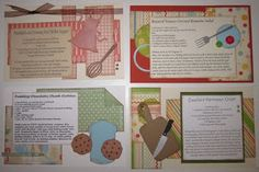 Paper Cottage: Flip Frame Recipe Class ~ March 16th