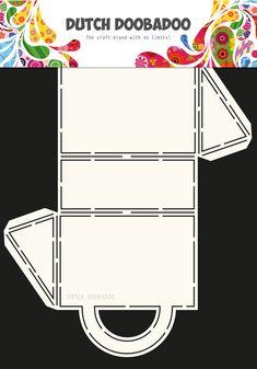470.713.043 Dutch Doobadoo Dutch Box Art Suitecase