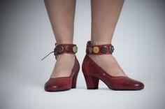 schoenen met enkelbandjes (DK)
