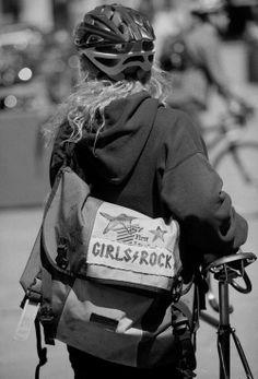 urbanbixi:  GIRLS & ROCK