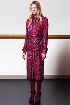 Emilio Pucci Pre-Fall 2014 Collection Photos - Vogue