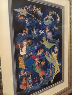 Disney Pins For Sale, Painting, Art, Art Background, Painting Art, Kunst, Paintings, Performing Arts, Painted Canvas