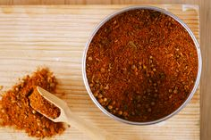 Karen's Spice Rub Recipes