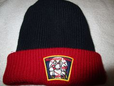 HAT BEANIE CAP VINTAGE MINNESOTA TWINS STOCKING CAP RED BLACK  #Beanie