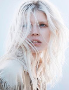 Ola Rudnicka by Jan Welters for Vogue Netherlands May 2015