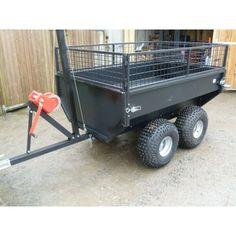 TARKA 700 ATV Off-road Tipping Trailer
