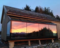 House in Vigra, Norway. Renovated old timber farmhouse, with a spectacular view of the mountains. 2 bedrooms upstairs, shared bath room with shower/wc .The beds are 1,2x2,0 m. It is close to Aalesund airport  and served by bus to/from Aalesund. Pick-up at airport on requ...