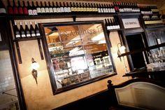 Intérieur / Détails - Le Valois #Paris #bar #huitres #75008 #restaurant #bar #brasserie #interieur #decoration #lafondad