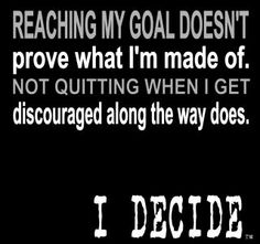 Stay focused  Via Ott's Fitness