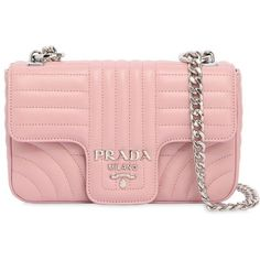 48df8c0c8987 Prada Women Small Quilted Soft Leather Flap Bag ( 1