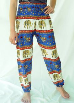 sweet mix chic color cloth elephant Sarongs Women by Elephantpant