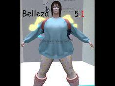Belleza Mesh body Blog and Help | zedsensations