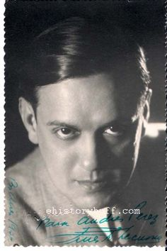 Cuban Composer ~ Ernesto Lecuona (1896-1963) NOTE;  The best composser that Cuba has ever had. His songs are legends in all of the world.