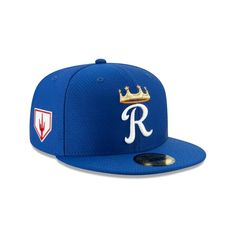 fb78373de6c KANSAS CITY ROYALS SPRING TRAINING 59FIFTY FITTED 3 quarter right view  Spring Training