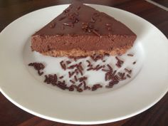 Suklaa juustokakku - Kotikokki.net - reseptit