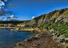 Ix-Xatt l-Aħmar, in Gozo, #VisitGozo