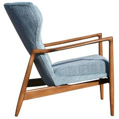 A Lounge Chair by IB Kofod-Larsen at www.reviveasheville.com