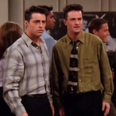 Definition of bromance - Chandler Friends, Joey Friends, Friends Cast, Friends Episodes, Friends Tv Show, Friends Gif, Friends Funny Moments, Friends Tv Quotes, Friends Scenes