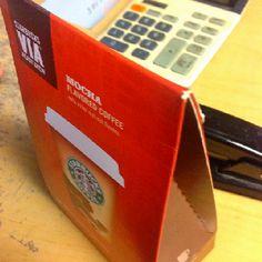 Starbucks via mocha