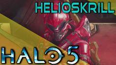 HelioSkrill! (HALO 5 Machinima)