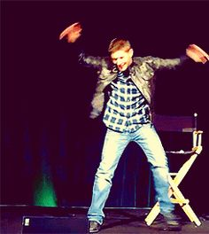 a series of amazing gifs of Jensen :) youre welcome Tumblr