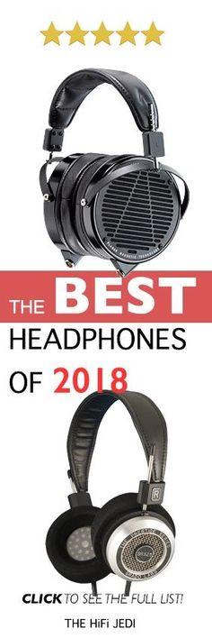 a2ce8c4797ae6 HiFi Jedi's Best On-Ear Headphones of 2018, including Beyerdynamic,  Audio-Technica, AKG, Sennheiser, Sony, Grado, HifiMan and more.