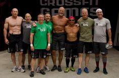 CrossFit Masters men
